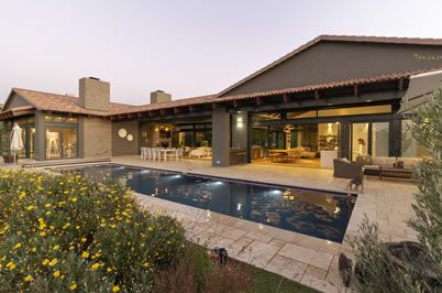 Professional South African Architect House Design Portfolio Hugo